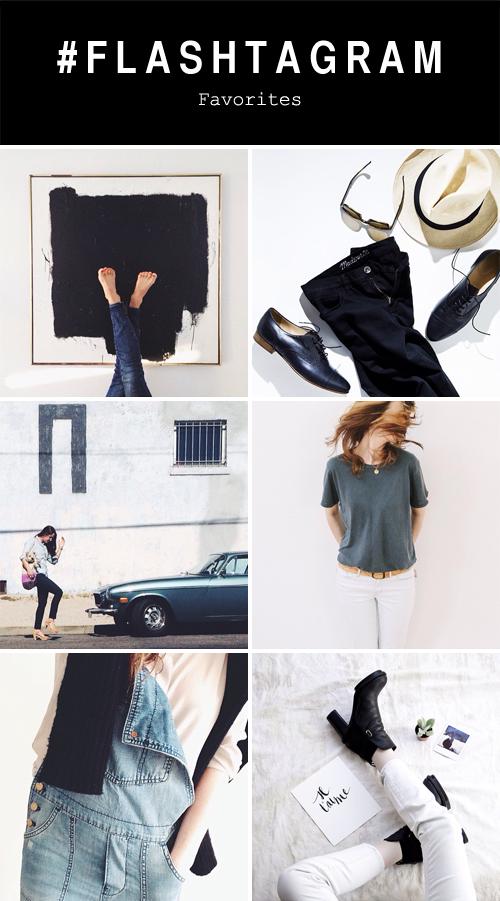 Madewell Instagram #Flashtagram