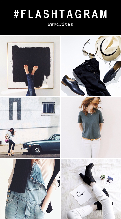 Madewell Instagram #Flashtagram