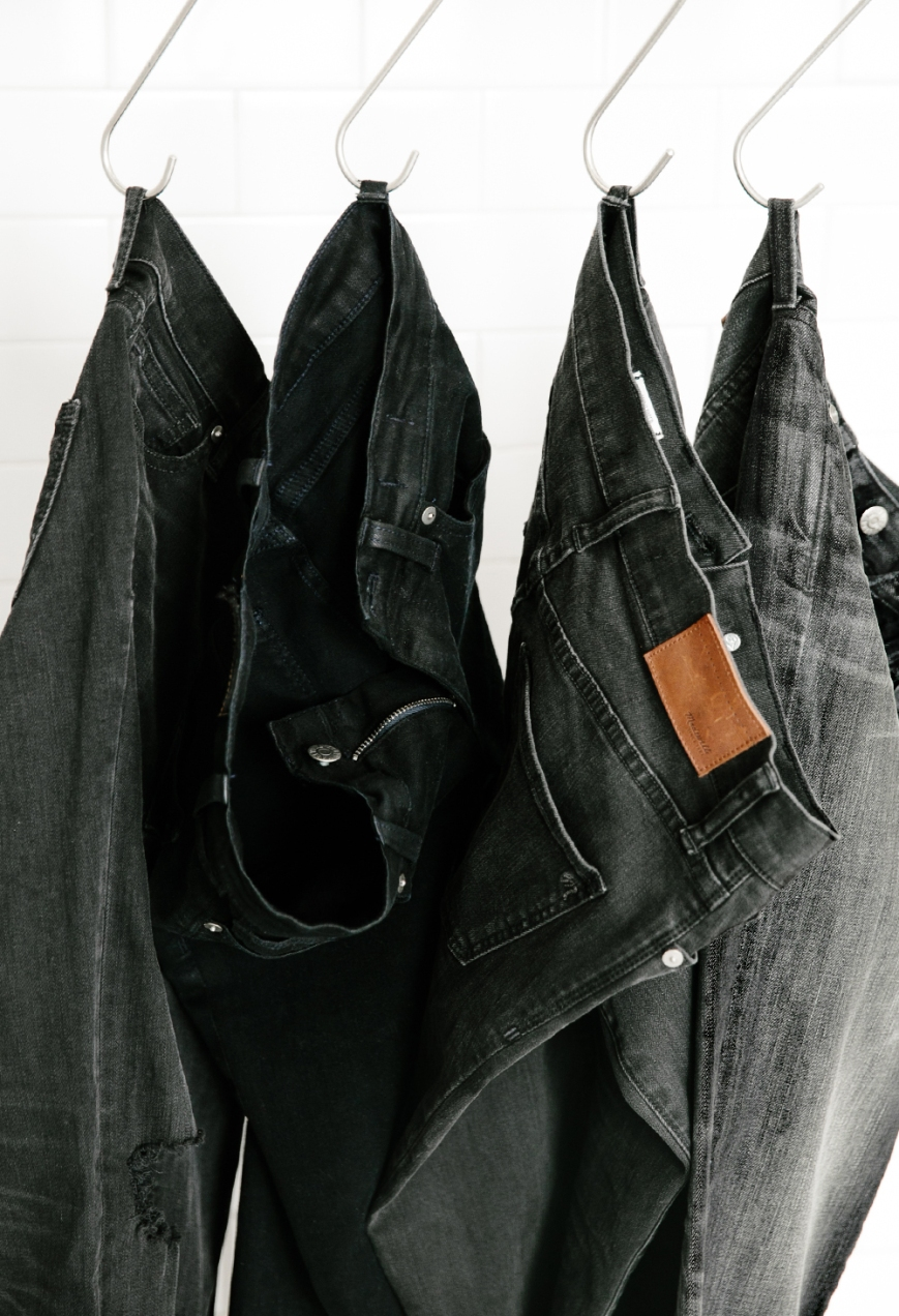 How to Care for Black Jeans: 5 Tips | Madewell