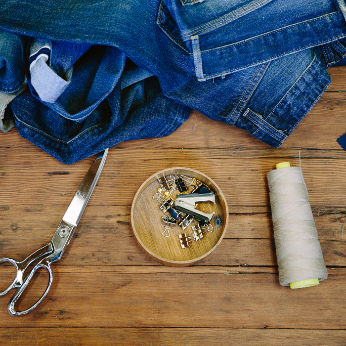 dd3a0503b3f The Three Key Ingredients To Our Jeans (Plus