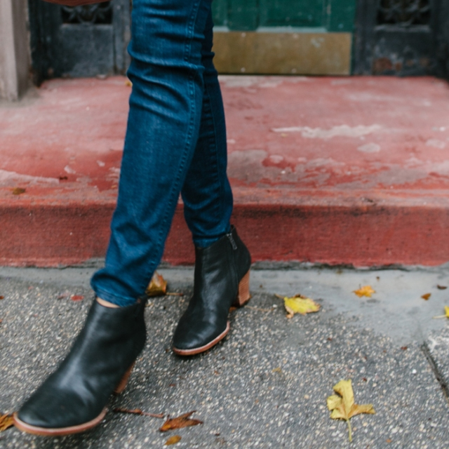 7123d07fb How to Care For Leather Boots in Winter: 5 Tips | Madewell